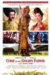 Der Fluch der goldenen Blume poster