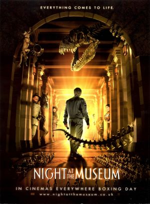 Night at the Museum 2800x3800