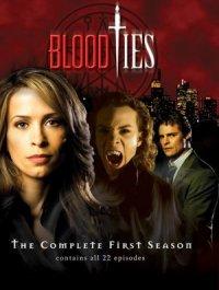 Blood Ties - Biss aufs Blut poster