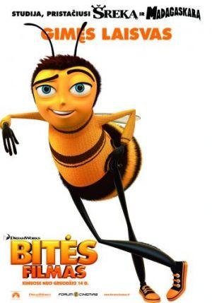 Bee Movie - Das Honigkomplott 350x500