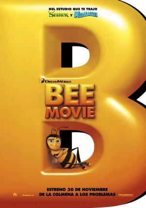 Bee Movie - Das Honigkomplott 1232x1750