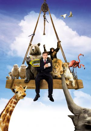 Evan Almighty 3485x4999