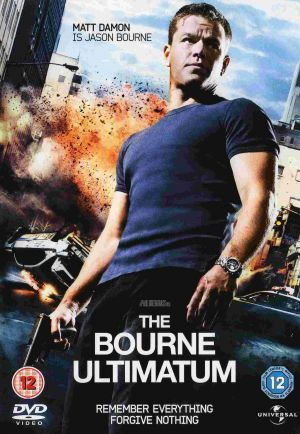 The Bourne Ultimatum 1481x2141