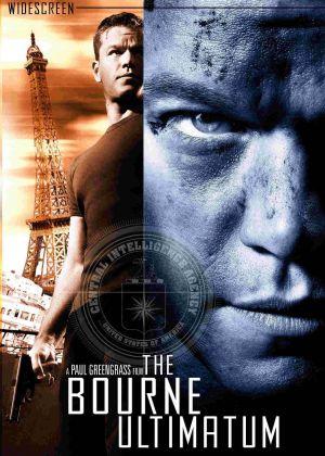 The Bourne Ultimatum movies