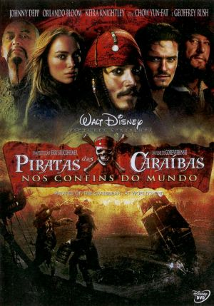 Pirates of the Caribbean: At World's End 1050x1500
