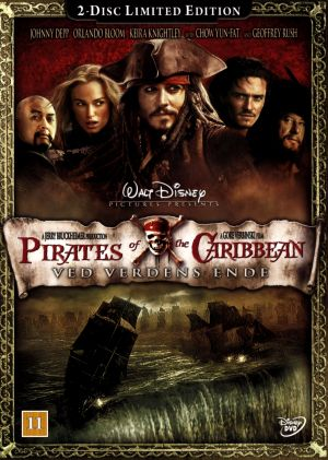 Pirates of the Caribbean: At World's End 1780x2500