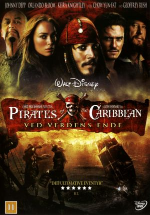 Pirates of the Caribbean: At World's End 1680x2400