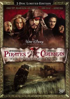 Pirates of the Caribbean: At World's End 1700x2400