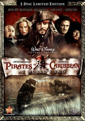 Pirates of the Caribbean: At World's End 2032x2869