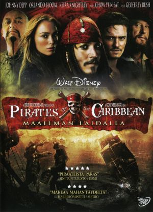 Pirates of the Caribbean: At World's End 1830x2530