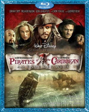Pirates of the Caribbean: At World's End 1604x2008