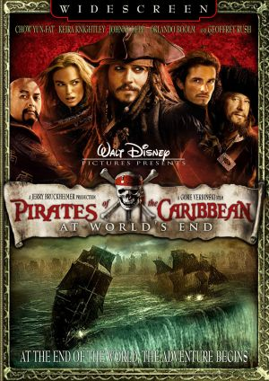 Pirates of the Caribbean: At World's End 1770x2500
