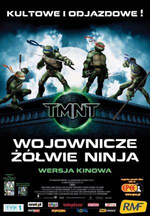 Teenage Mutant Ninja Turtles 500x720