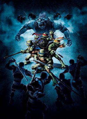 Teenage Mutant Ninja Turtles 3646x5000