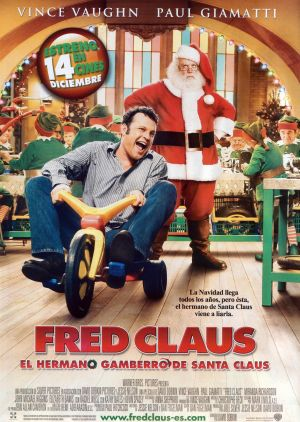 Fred Claus 2485x3495