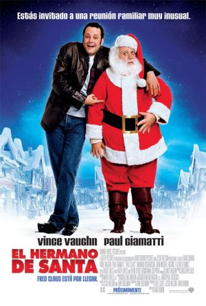 Fred Claus 550x815