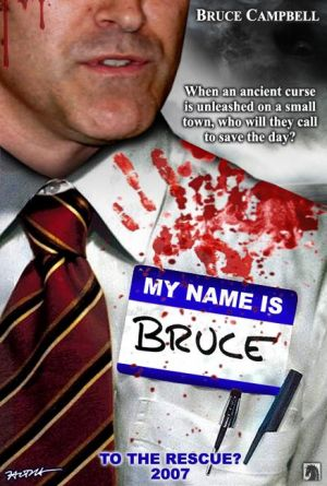 My Name Is Bruce 437x648