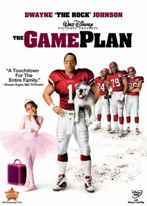The Game Plan 535x749