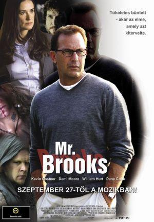 Mr. Brooks 485x700