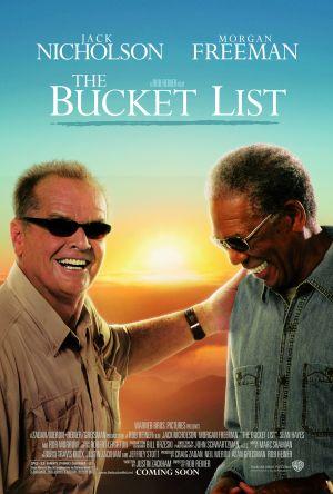 The Bucket List 3375x5000