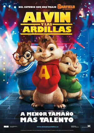Alvin and the Chipmunks 1240x1754