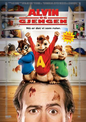 Alvin and the Chipmunks 700x991