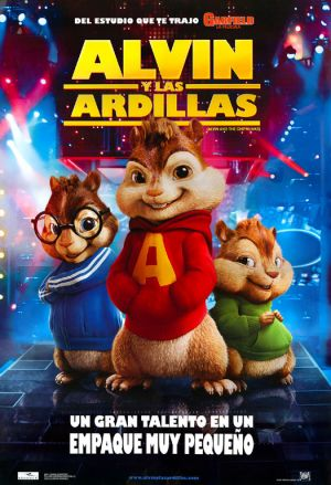 Alvin and the Chipmunks 525x768