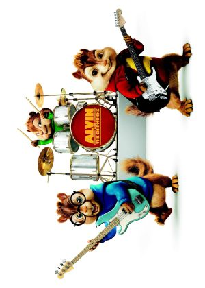 Alvin and the Chipmunks 3000x4200