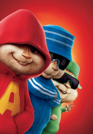 Alvin and the Chipmunks 3465x5000
