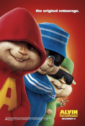 Alvin and the Chipmunks 2730x4030