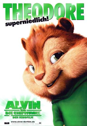 Alvin and the Chipmunks 1000x1450