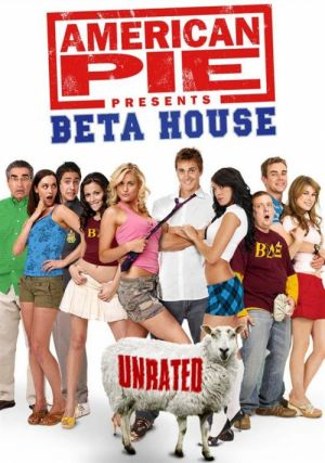 American Pie Presents: Beta House Dvd cover