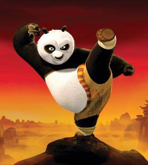 Kung Fu Panda 2763x3072