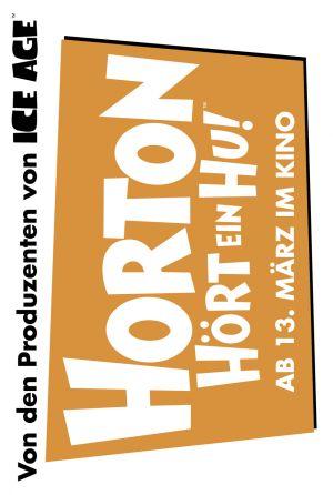 Horton Hears a Who! 942x1400