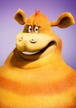Horton Hears a Who! 990x1400