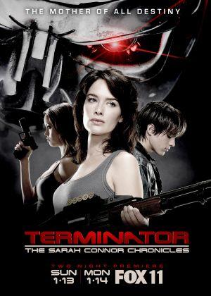 Terminator: The Sarah Connor Chronicles 1500x2100