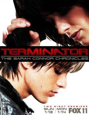 Terminator: The Sarah Connor Chronicles 2550x3300