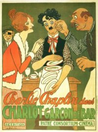 Caught in a Cabaret poster