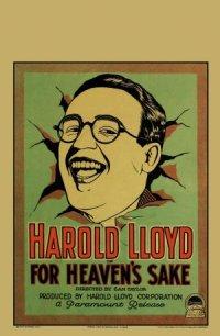 For Heaven's Sake poster