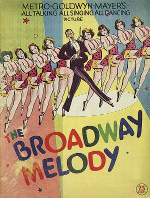 The Broadway Melody 671x888