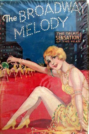 The Broadway Melody 350x528