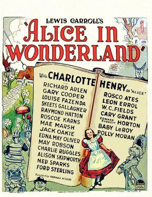 Alice in Wonderland 925x1200