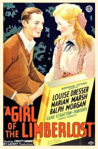 A Girl of the Limberlost poster