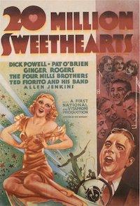 Twenty Million Sweethearts poster