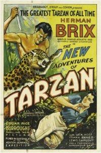 The New Adventures of Tarzan poster
