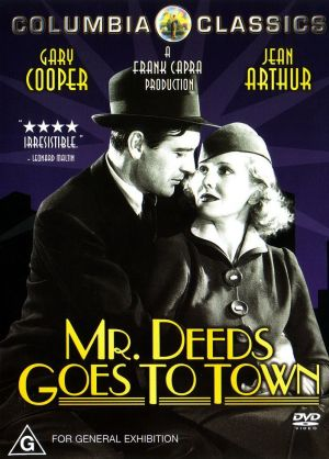 Mr. Deeds Goes to Town 702x978