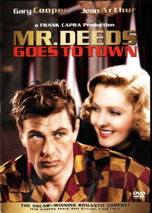 Mr. Deeds Goes to Town 709x993