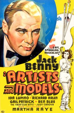 Artists & Models 919x1402