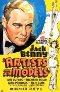 Artists & Models poster