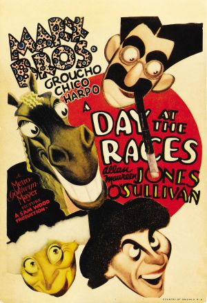 A Day at the Races 1494x2190
